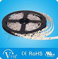 Светодиодная лента Rishang 60-2835-12V-IP65 3D 6W 485Lm 3000K (RNPW60TA-B)