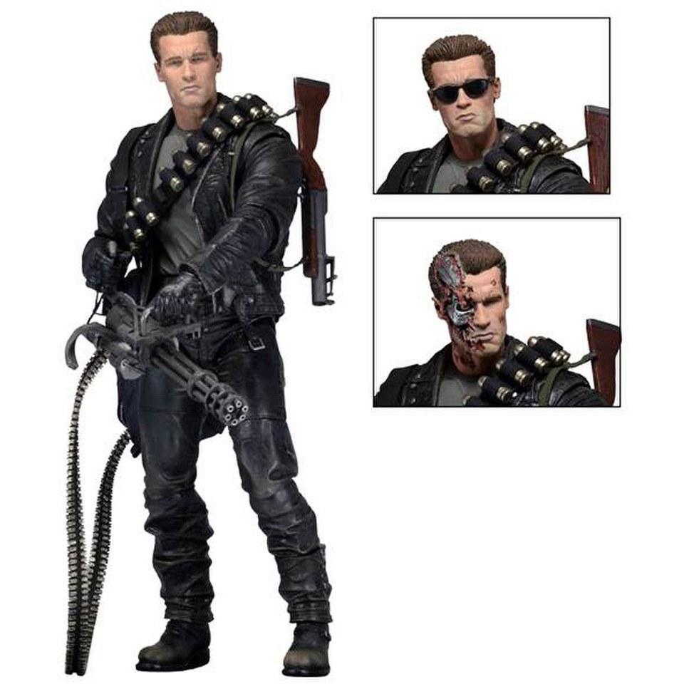 "Фигурка Терминатор 2 ""Судный день""от Neca T- 800 - Terminator 2, Judgment Day, Neca"