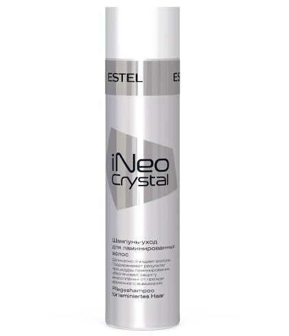 Шампунь-уход для ламинированных волос ESTEL iNeo-Crystal,Объём:250 мл