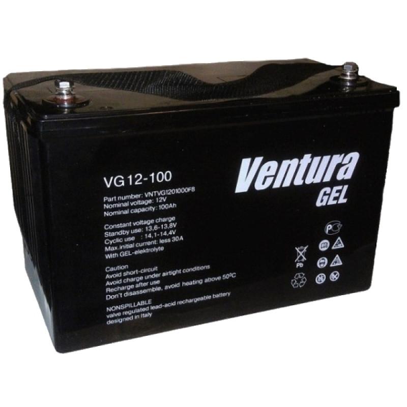 Аккумулятор для ИБП Ventura VG12-100 (GEL)