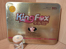 Возбуждающие капли для женщин King Fox Кинг Фокс