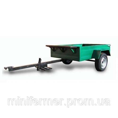 Прицеп АМС-02 (без колес) для мотоблока