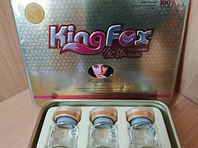 Возбуждающие капли для женщин King Fox
