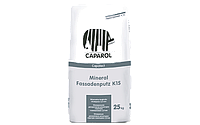Декоративная штукатурка Caparol Capatect Standart Mineral Fassadenputz K 15 (белый) 25кг