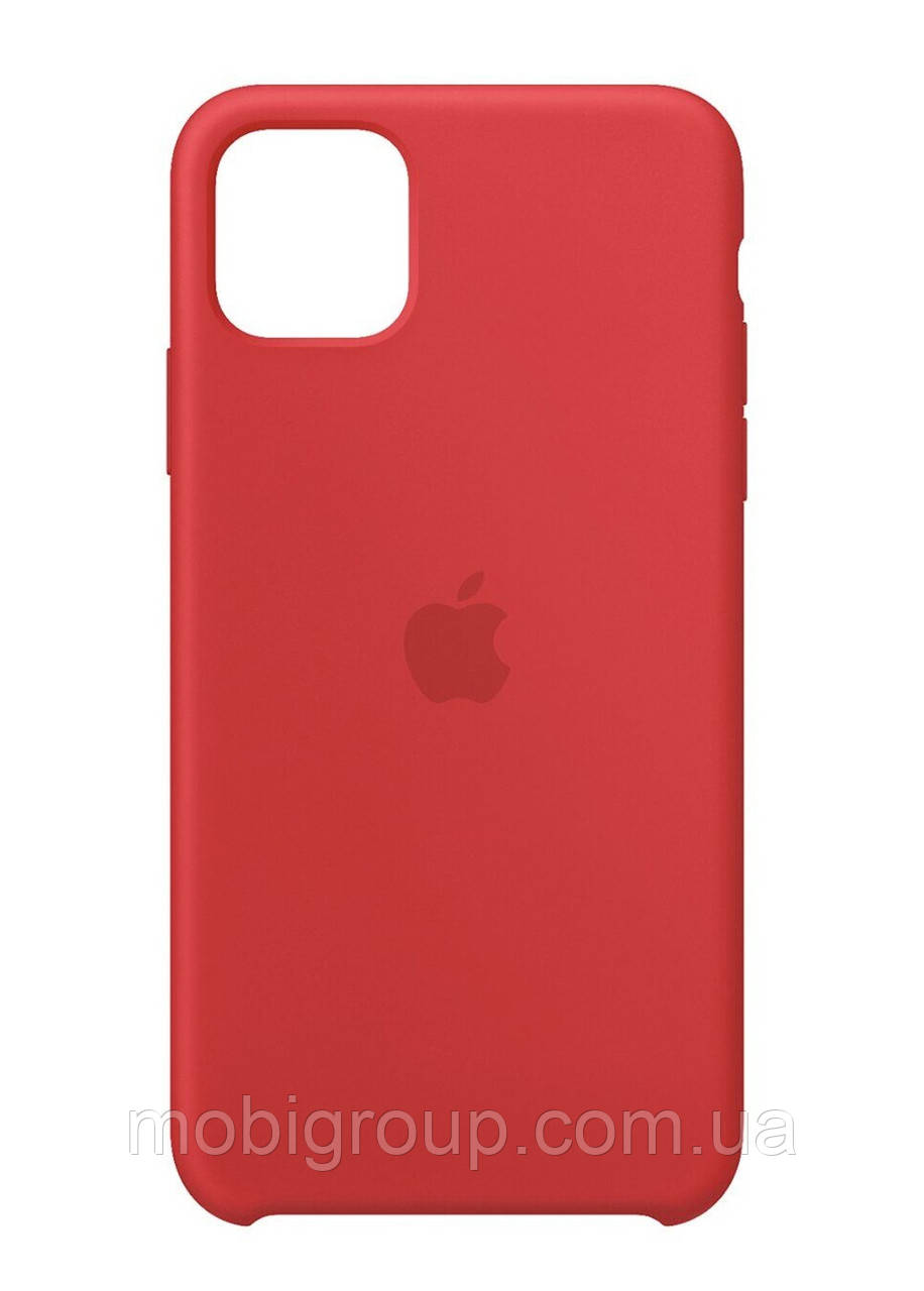Чехол Silicone Case для iPhone 11 Pro Max, Red