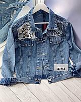 Куртка женская джинсовая 5272 Со, фото 1
