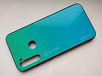 Чехол градиент стеклянный для Xiaomi Redmi Note 8T