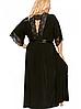 Женский халат длинный  Shato, фото 2