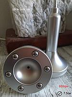 Вакуумно роликовая насадка массажа D- 7,5см металл