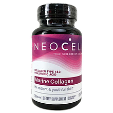 Marine Collagen Neocell 120 caps