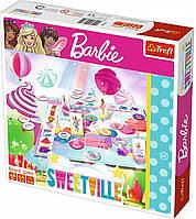 Настольная игра Trefl Барби. Сладкая жизнь (Barbie: Sweetville) (1674)