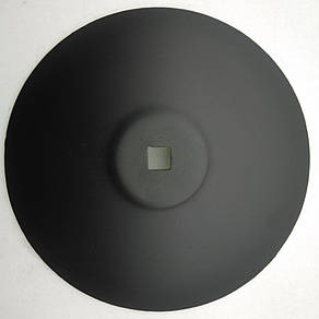 Диск бороны 610х6мм квадрат 40х40мм гладкий Case RMX (87443004 / 6-1961-24C40)