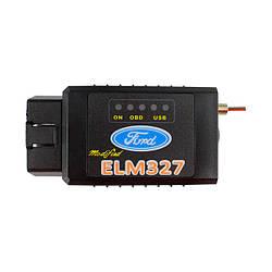 Адаптер ELM327 Ford v1.5 с переключателем Bluetooth