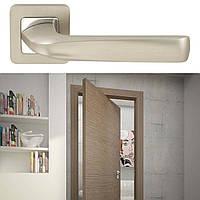 Дверная ручка для входной и межкомнатной двери RDA, модель Lotus. Китай