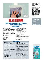 Влагостойкая шпаклевка SEMIN CE 78 HYDRO SAC DE,5кг, фото 1