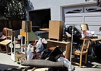 Вывоз и утилизация старой мебели, мусора