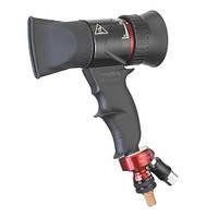 Обдувочный пистолет для сушки лакокрасочных материалов пневматический (возможность обдува теплым воздухом) DRY