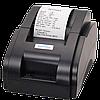 1 год гарантия Принтер чеков Xprinter 58IIH 5890K USB 58 мм