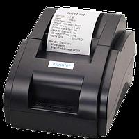 1 год гарантия Принтер чеков Xprinter 58IIH 5890K USB 58 мм, фото 1