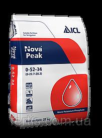 Добриво ICL Nova Peak MKP 0-52-34