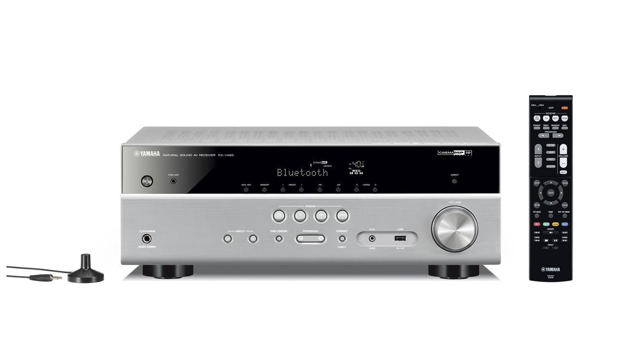AV-ресивер Yamaha RX-V485 Titan