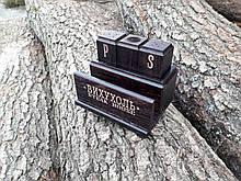 Набор для специй деревянный №3