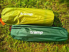 Cамонадувний коврик комфорт TRAMP TRI-016. 190 х 65 х 9 Каримат. коврик туристический, фото 5