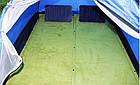 Cамонадувний коврик комфорт TRAMP TRI-016. 190 х 65 х 9 Каримат. коврик туристический, фото 8
