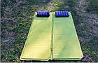 Cамонадувний коврик комфорт TRAMP TRI-016. 190 х 65 х 9 Каримат. коврик туристический, фото 9