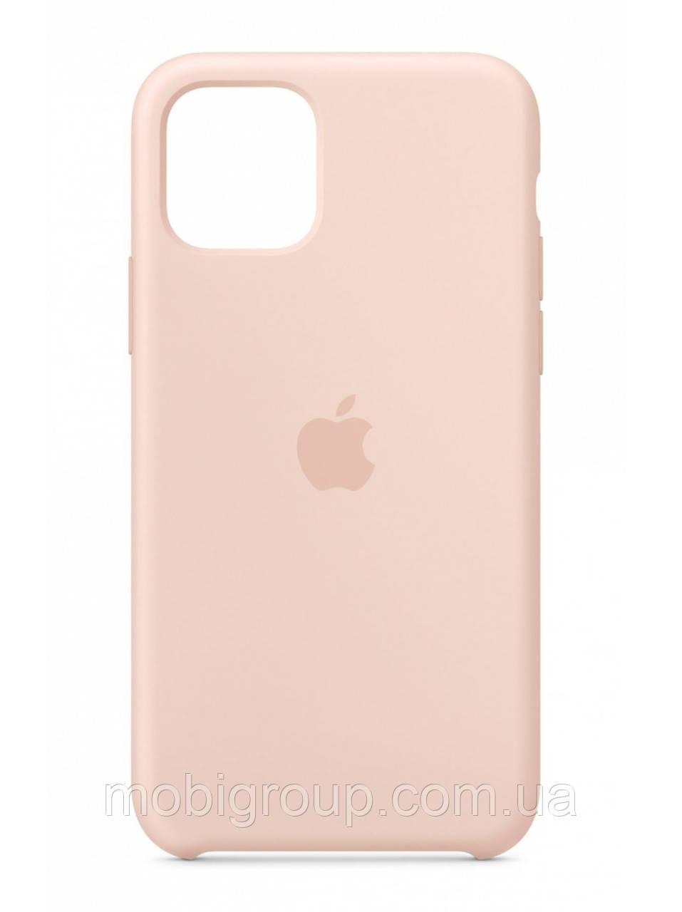 Чехол Silicone Case для iPhone 11 Pro, Pink Sand