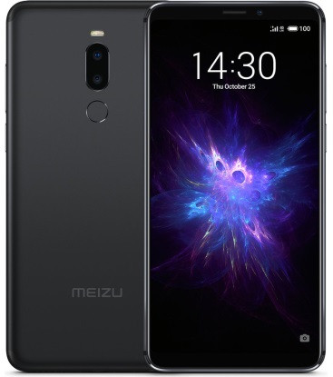 "Смартфон Meizu Note 8 4/64GB Black Global, 12+5/8Мп, 8 ядер, 2sim, экран 5.99"" IPS, 3600mAh, 4G"