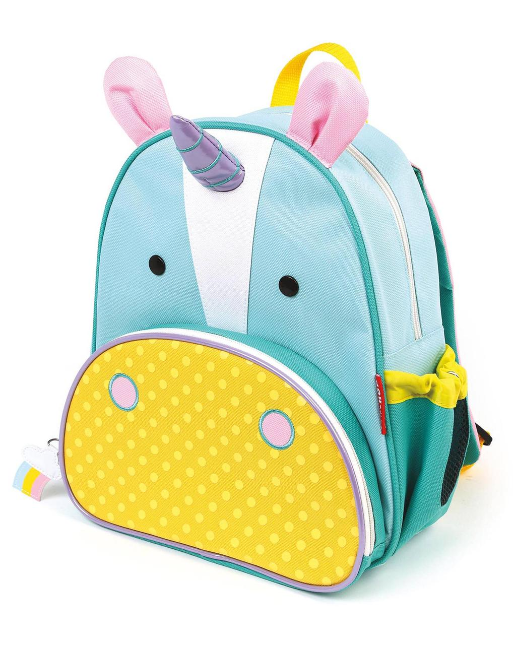 Детский рюкзак Skip Hop Zoo Pack (Zoo Little Kid Backpack) - Unicorn (Единорог), 3+