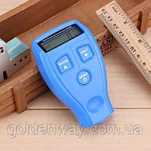Толщиномер мини-измеритель толщины покрытия измеритель толщины краски GM200
