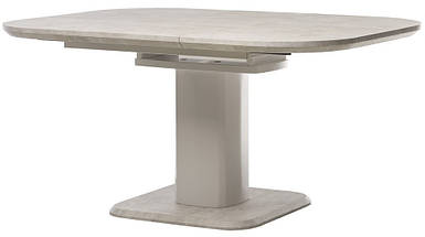 Стол раскладной TML-570 110-150 см Айвори TM Vetro Mebel