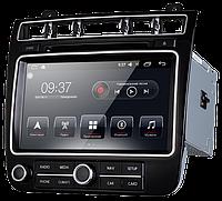 Штатная автомагнитола AudioSourceS T90-850A для VW Touareg 2014+