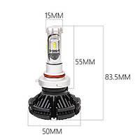 Светодиодные лампы LED X3 HEADLIGHT Н4