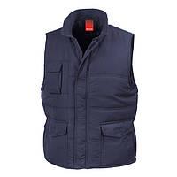 Мужская промо жилетка Promo bodywear синяя R094-32