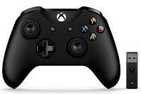 Геймпад Microsoft Xbox One Controller + Wireless Adapter for Windows