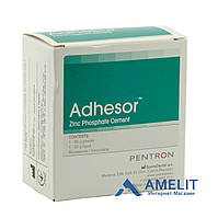 Адгезор(Adhesor Cement, Spofa Dental),набор80г+ 55мл