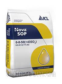 Добриво ICL Nova SOP 0-0-50+43SO3