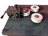Станок для кольцевой гибки арматуры в спираль и дугу GWH-32, фото 2