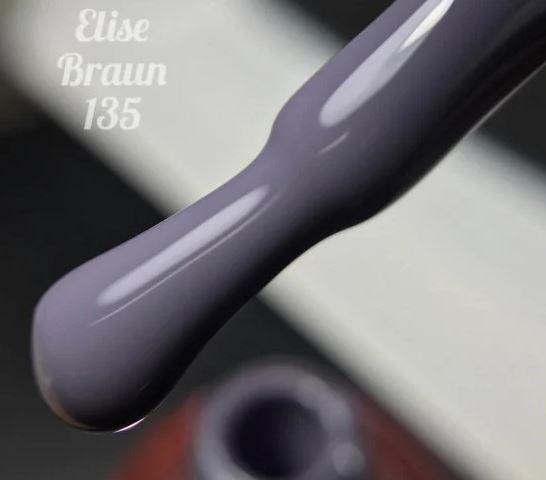 Гель-лак Elise Braun 15 мл, № 134