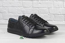 Шкіряні чоловічі туфлі 40р, фото 3