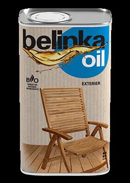 Масло для дерева для наружных работ (для террас и садовой мебели) BELINKA Oil Exterier, 0,5л, фото 2