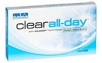КОНТАКТНЫЕ ЛИНЗЫ CLEAR ALL-DAY(1 месяц)