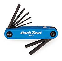 Набор складных шестигранников Park Tool 1.5mm-6mm (1.5mm, 2mm, 2.5mm, 3mm, 4mm, 5mm, 6mm), фото 1