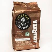 Кофе в зернах для кофемашины Lavazza Tierra Selection 1 кг