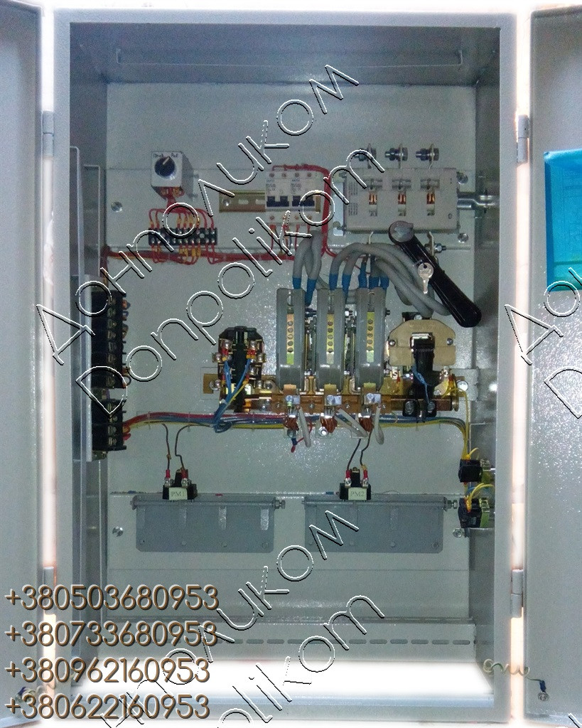 ПЗКБ-250 (3ТД.660.046-3) крановая  защитная  панель