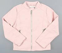 {есть:122/128} Куртка кожзам для девочек Glo-Story, Артикул: GPY1130 [122/128], фото 1