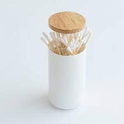 Контейнер для ватных палочек зубочисток Kronos Top (frs_123733)